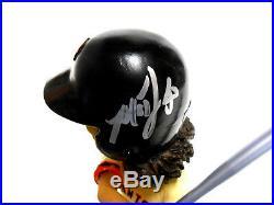 MLB Hologram Madison Bumgarner Signed Autographed Baseball Bobblehead SF Giants