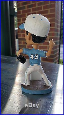 Matt Harvey UNC University of North Carolina Tarheel Baseball Bobblehead Nodder