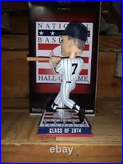 Mickey Mantle NY Yankees FOCO Cooperstown Exclusive Bobblehead Limited 128/360