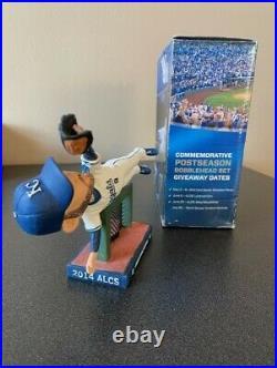 Mike Moustakas Bobblehead 2015 Kansas City Royals Baseball Rail Dive SGA