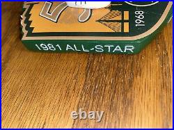 Mike Norris Gold Glove Oakland A's Athletics Bobblehead Signed Auto NEW 1/100