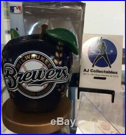 Milwaukee Brewers Apples On Parade Forever Collectibles Apple. RARE