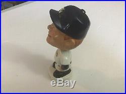 Mini Mickey Mantle Nodder (bobblehead) Ex. With Box