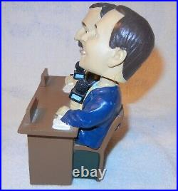 NESN Sports Desk Bobblehead Jerry Remy & Don Orsillo Red Sox Broadcasters