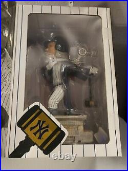 New York Yankees Aaron Judge Judgement Day All Rise Bobblehead By Foco MLB