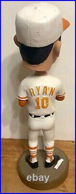 Nolan Ryan BOBBLEHEAD Alvin Texas High School 1965 WHATABURGER #10 RARE
