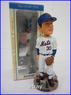 Nolan Ryan NY Mets Cooperstown Baseball Hall of Fame Ltd Ed FOCO Bobblehead