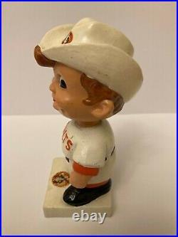Original 1962 Houston Colts. 45 Baseball Bobblehead Nodder No Damage