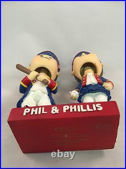 Phil And Phillis Mvp Philadelphia Phillies Veterans Bobblehead 2003 Rare