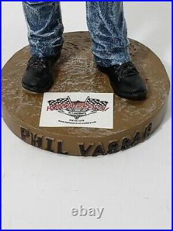 Phil Vassar Country Music Singer Lynchburg Hillcats Baseball Bobblehead