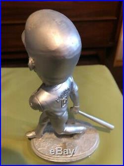 Phillies Ryan Howard Rare 2007 Bobblehead Figure Figurine Silver
