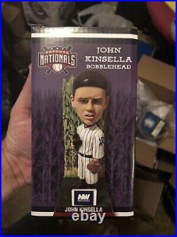 Potomac Nationals SGA John Kinsella Field Of Dreams Bobblehead Baseball Figure