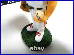 RARE SF GIANTS Dave Dravecky Hand Signed Autographed Baseball Bobblehead SGA
