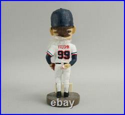 Rare NOS Major League Ricky Vaughn Cleveland Bobblehead 1/1000 Akron RubberDucks