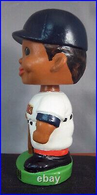 Rare Vintage Washington Senators Black Face Bobblehead/Nodder Restored