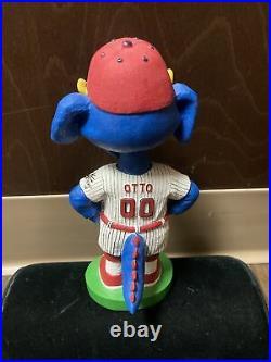 Rare vintage spokane indians minor league baseball nw otto bobblehead mascot Zak