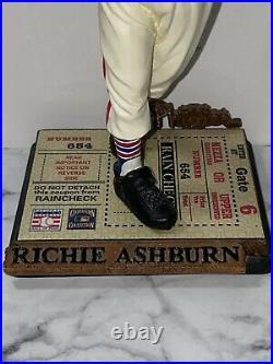 Richie Ashburn Legends of the Park CBP Stadium Exclusive Bobblehead #55/5000