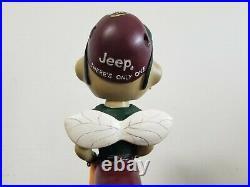 SAVANNAH SAND GNATS MASCOT BOBBLEHEAD Gnic Dude Jeep Attitude Baseball