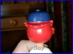 St. Louis Cardinal Mini Vintage Bobble Head/Bobbing Head/Nodder Gem Mint 1962