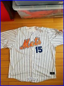 Syracuse Mets TEBOW baseball Jersey XXXL