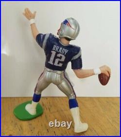 TOM BRADY Custom Kenner Starting Lineup Patriots Super Bowl XXXVI 36 Figure SLU