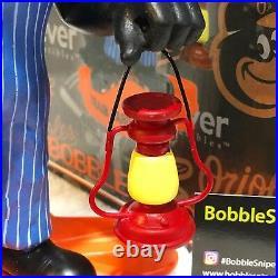 TRAIN YARD BIRD Baltimore Orioles 2015 Nov Bobble of The Month Bobble Head