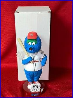 Traverse City Pit Spitters 1st Franchise Bobblehead Mascot MONTY VERY Limited