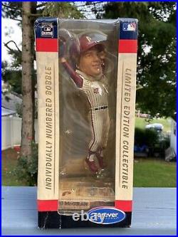 Tug McGraw Legends of the Diamond Bobblehead Philadelphia Phillies /5000 New