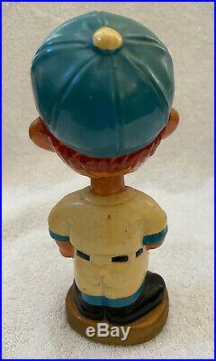 VINTAGE 1960s MLB KANSAS CITY ROYALS BASEBALL BOBBLEHEAD NODDER BOBBLE HEAD