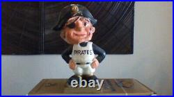 Vintage 1960's Pittsburgh Pirate Bobblehead