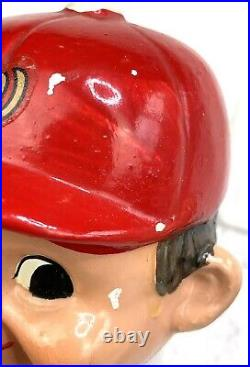 Vintage 1960's WASHINGTON SENATORS TEAM BOBBLE HEAD DOLL Read