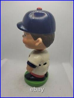 Vintage 1960's Washington Senators Bobblehead Nodder variation flat cap Japan