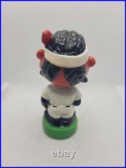 Vintage 1960s Cleveland Indians Chief Wahoo Mini Nodder Bobblehead Japan MLB