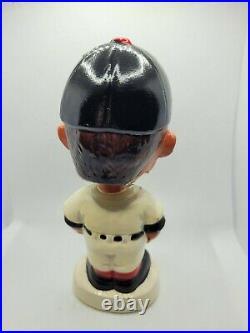Vintage 1962 Willie Mays Bobblehead Nodder San Francisco Giants Ball & glove