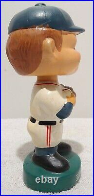 Vintage Denny Mclain 30 Game Winner Pitcher Bobblehead Nodder From Japan