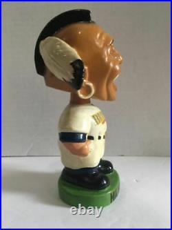 Vintage Milwaukee Braves Indian Head Bobblehead 1962