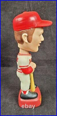 Vintage Pete Rose S. A. M. Bobblehead Nodder Cincinnati Reds MLB Ltd Ed 954 1992