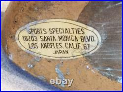 Vintage Sports Specialties Bobblehead Nodder Baltimore Orioles 1967 Gold Sticker