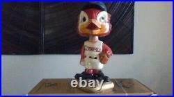 Vintage St Louis Cardinals 1960s Bobblehead