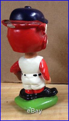 Vintage St. Louis Cardinals Baseball Bobble Head BobbleHead 1962 Japan S. S. Corp