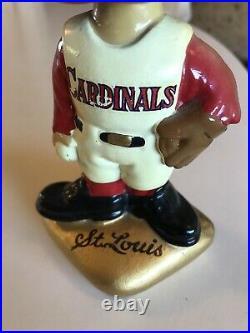Vintage St. Louis Cardinals Bobblehead Nodder 1960's