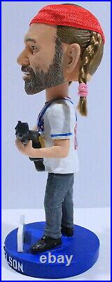 Willie Nelson Round Rock Express Bobblehead (Minor League Baseball)